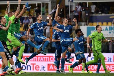 Juventus abre el telón de la Serie A con un triunfo