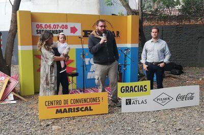 Feria Paladar pretende recibir a 18.000 comensales este año