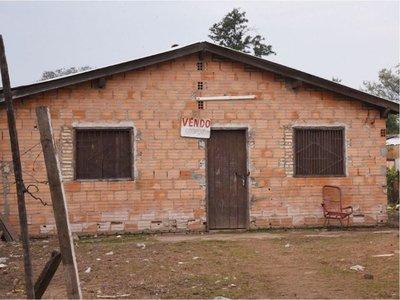 Bañadenses venden propiedades en terrenos fiscales y sin tener  títulos