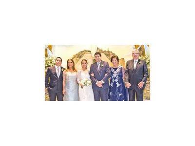 El matrimonio Gosling-Rolón