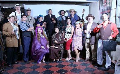 El  guaraní sigue vivo en el teatro popular paraguayo
