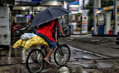 Domingo con lluvias y tormentas