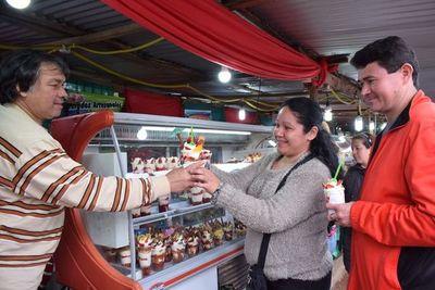 La frutilla, a G. 15.000 el kilo en Areguá
