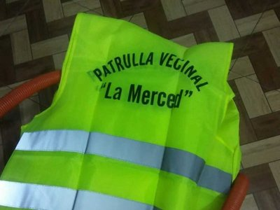 """Crean """"la primera patrulla vecinal antimalevos"""""""