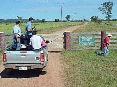Asesinan a trabajador de estancia en San Carlos del Apa