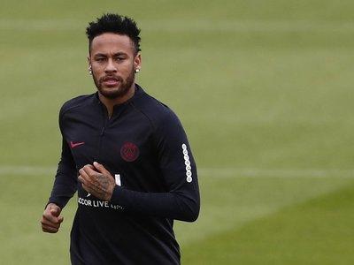 Neymar ausente de la lista de convocados del PSG para el partido liguero