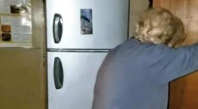 Derivan al neuropsiquiátrico a médico que filmaba maltrato a su madre