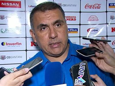 Pedro Sarabia resalta el buen segundo tiempo y lamenta lo malo del primero