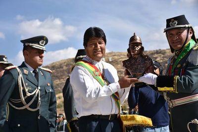 Morales invita al G7 a Bolivia para cumplir promesas de ayuda ante incendios