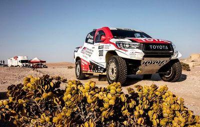 Alonso apunta al Dakar