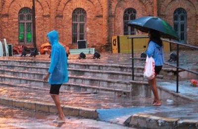 Meteorología emite alerta de lluvias para 11 departamentos