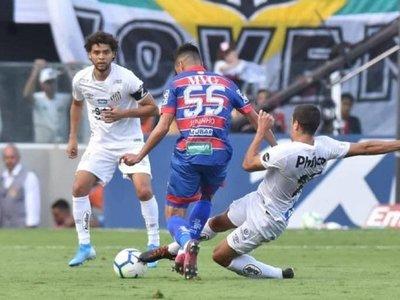 Sao Paulo sucumbe ante Vasco y Santos pierde el liderato