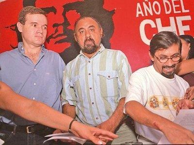 Arrom, Martí y Colmán citados a declarar