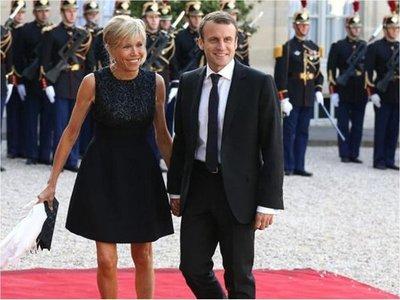 Macron arremete contra Bolsonaro por burlarse de su esposa