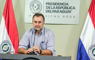 Añetete sugiere cambiar a Benigno López por Amilcar Ferreira en Hacienda
