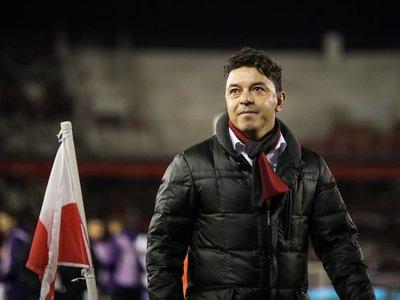 """Gallardo advierte: """"Cerro es un rival duro y mañoso"""""""