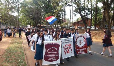 Con marcha piden por «Ley Loreli»