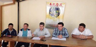 AEDE anuncia paro, exigen se cumpla acuerdo para aumento salarial
