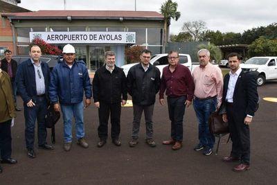 Firma argentina que impide trabajos es irresponsable e ineficaz, dice Nicanor