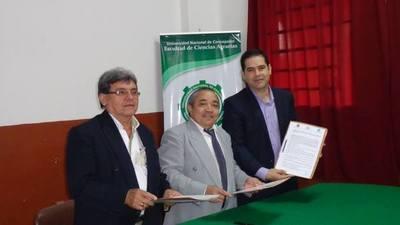 Un convenio busca potenciar parcelas agrícolas demostrativas en Concepción