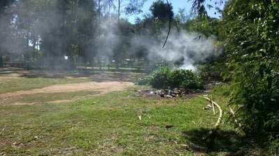 Clínicas: Muchos cuadros respiratorios a causa de humo