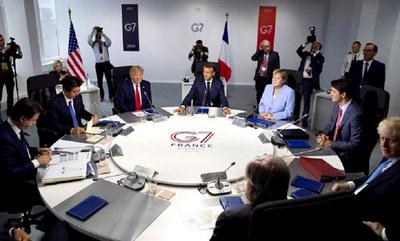 El G7 destina U$S22 millones para enviar aviones hidrantes a la Amazonia