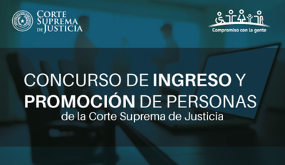 La CSJ llama a concurso para la Circunscripción de Alto Paraná