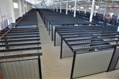 Bloque C del Mercado de Abasto será inaugurado en septiembre