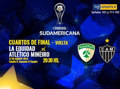 Surge otro semifinalista de la Sudamericana