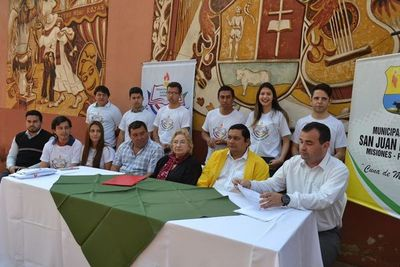 Presentan concurso cultural universitario en San Juan