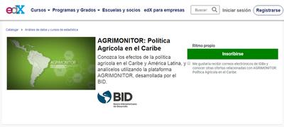 BID brinda herramienta para analizar efectos del precio de alimentos, cambio climático y otros factores