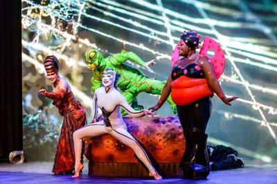 """Vuelve """"Cirque du Soleil"""" con gran despliegue escénico"""