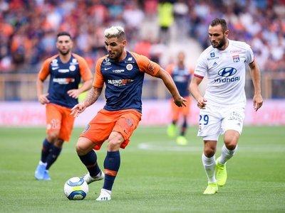 Lyon tropieza en Montpellier e interrumpe su inicio perfecto