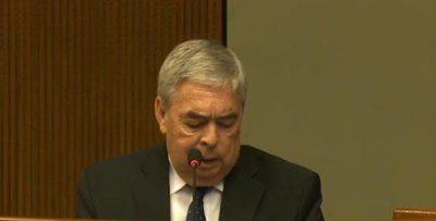 Saguier acusa a Sánchez Tillería de recomendar la firma del acta