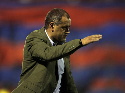 """Francisco Arce: """"Hay que jugar un partido único"""""""