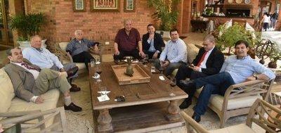 Horacio Cartes pide personas más idóneas en el GobiernoV
