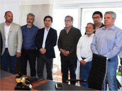 EBY: Paraguay y Argentina acuerdan seguir  con adecuación de la línea