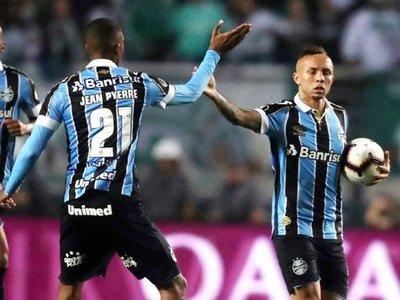 Gremio y Mineiro van a  semifinales