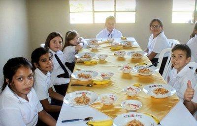 Tres empresas adjudicadas para entregar almuerzo escolar en el interior del Alto Paraná