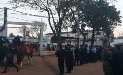 Narcotraficante muere asfixiado en la Cárcel Regional de CDE
