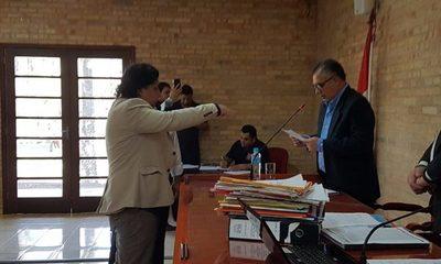 Golpe en la Junta Municipal de CDE: Kelembú es nuevo presidente