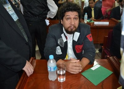 Kelembú, nuevo titular de la Junta Municipal de Ciudad del Este
