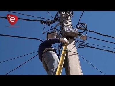 MEJORA SERVICIO DE ENERGÍA ELÉCTRICA EN ITAPÚA