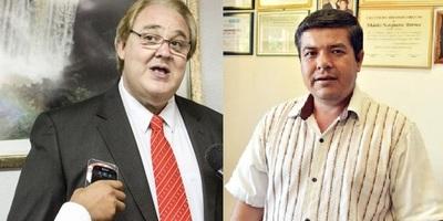 Gobernador del Alto Paraná amenaza a Intendente de Mallorquín