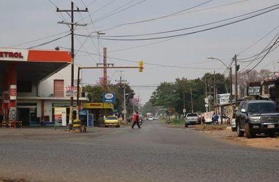 MOPC rehabilitará Avenida de la Victoria en San Lorenzo
