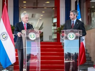 Acuerdan próxima reunión bilateral en marzo del 2020, en Asunción