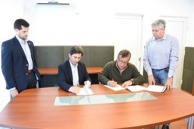 Las obras paraguayas en la EBY ya comenzaron, aclaran