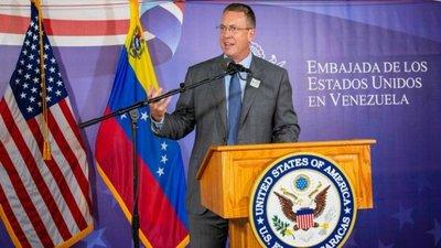 EEUU abre oficina diplomática venezolana en Colombia