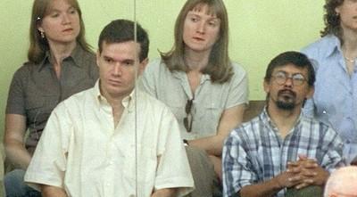 Arrom y Martí: Gusinky, Zavala e hijos de Debernardi acompañan a la comitiva