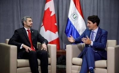 HOY / Abdo habla con Canadá sobre los incendios en la Amazonía y la crisis venezolana